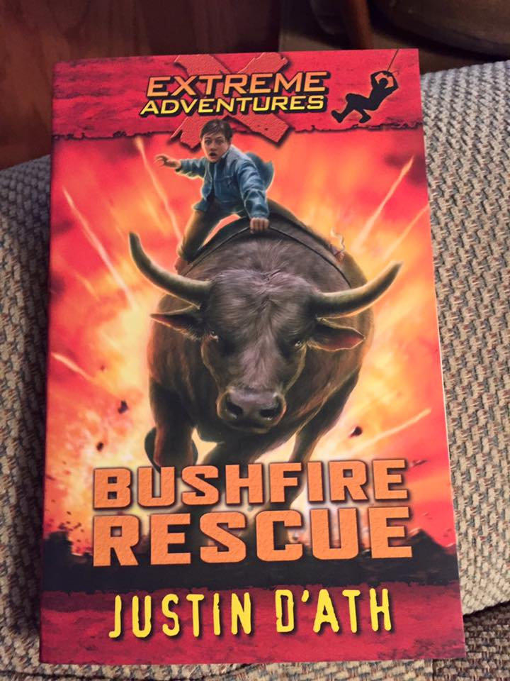 Extreme Adventures-Bushfire Rescue