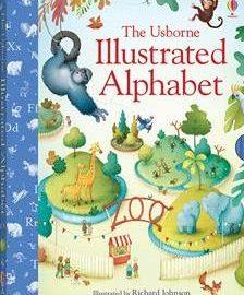 Usborne Illustrated Alphabet