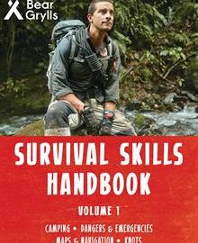 Usborne Survival Skills Handbook Volume 1