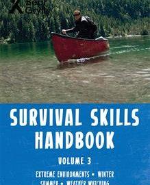 Bear Grylls Survival Skills Handbook - Volume 3