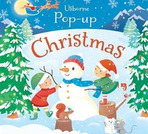 Usborne Pop-up Christmas