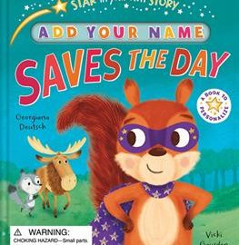 Saves The Day Star In Your Own Story Barnyard Books Usborne Books More Independent Consultant