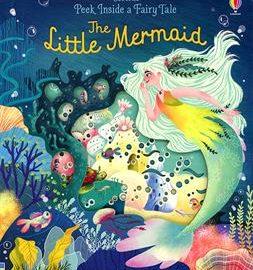 Peek Inside a Fairy Tale - The Little Mermaid