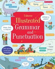 Usborne Illustrated Grammar and Punctuation