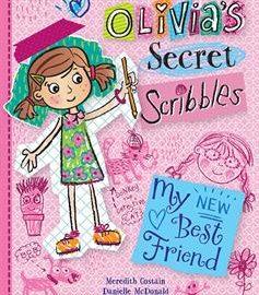 Olivias Secret Scribbles - Book 1