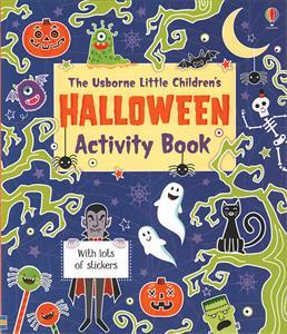 Usborne Little Children's Halloween Activity Book