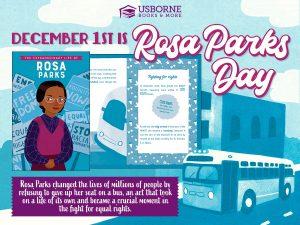Rosa Parks Day ~ December 1